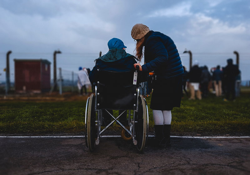 When an abusive parent becomes ill and requires end-of-life care, should you become their caregiver?