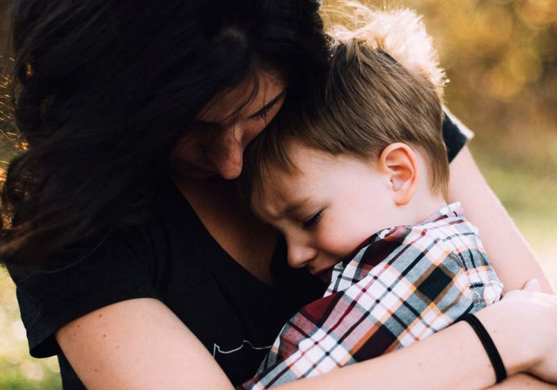 Understand the tasks of childhood grief, how to notice if your child is struggling to cope, and how you can help your child heal along their grief journey.