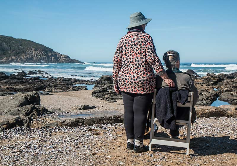 Learn how to offer simple comfort, peace, and welcome company to the dying during their last days.