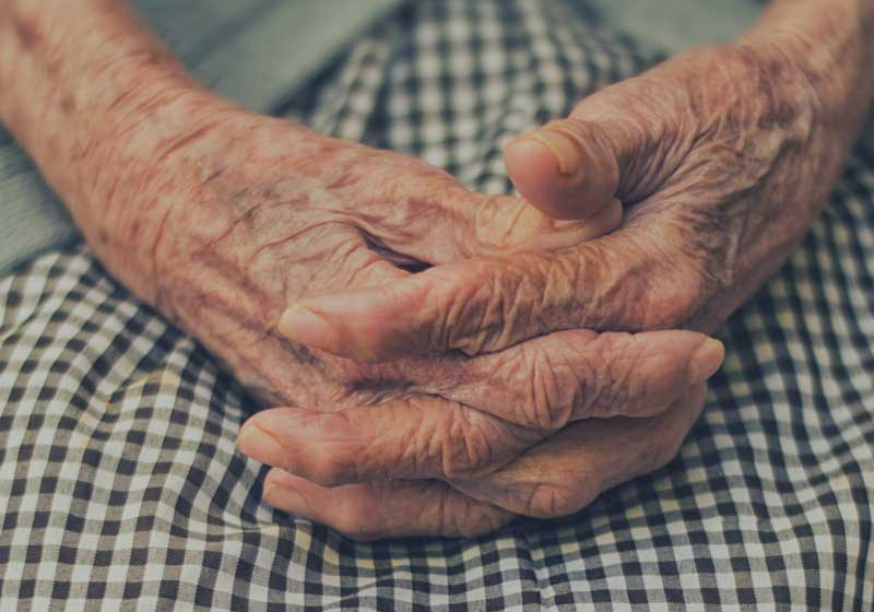 Proper wound care at the end of life improves patients' psychosocial and physical well-being.