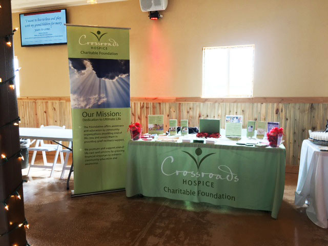 Crossroads Hospice Charitable Foundation proud to support the Lafayette County Heart to Heart Health Forum in Odessa, Missouri.