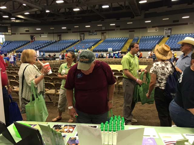 Fun, food, and healing fellowship: we had the honor of providing free grief recovery support during Senior Day at the 2016 Missouri State Fair.