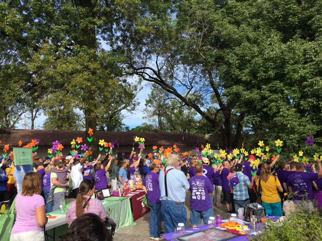 We're proud to partner with the people of Sedalia, Missouri and the Alzheimer's Association at the 2016 Sedalia Walk to End Alzheimer's.